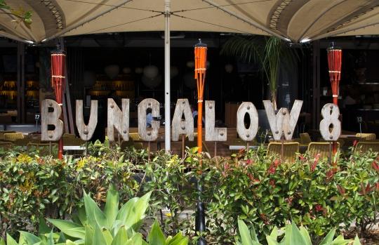 Bungalow Sign