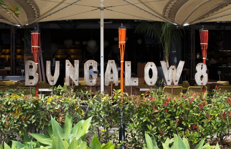 Bungalow Sign