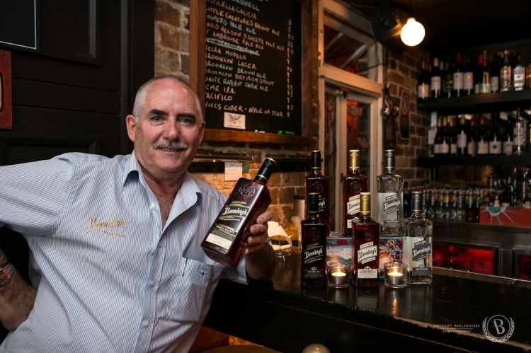 John Mulraney, Head Distiller