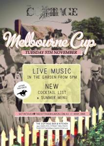 Melbourne Cup at The Cottage Balmain