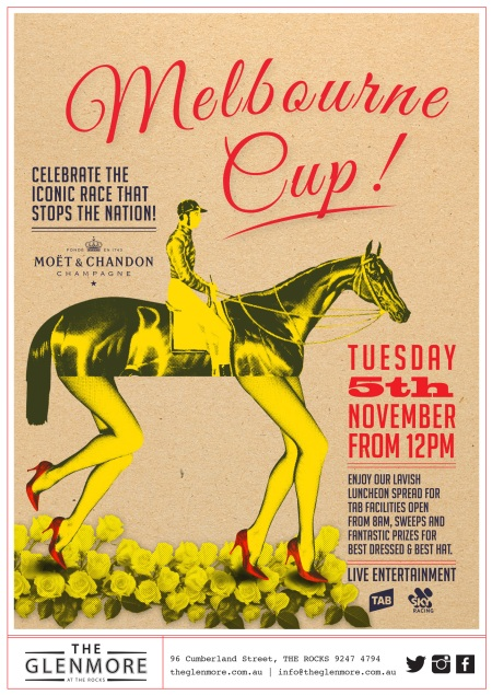 how to watch the melbourne cup live