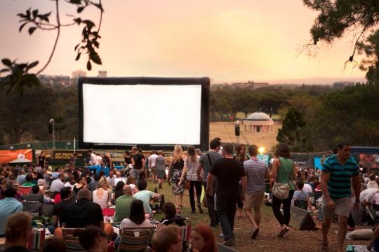 Sydney Moonlight Cinema 7