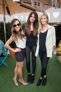 Jacqui Nguyen, Jashika Dhillon & Tara Lusk. Summer at The House, Opera Bar VIP launch event. Photographer: Xiaohan Shen.