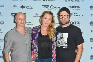 Flickerfest 2014 Opening Night - Michael Cody, Mirrah Foulkes, David Michod,